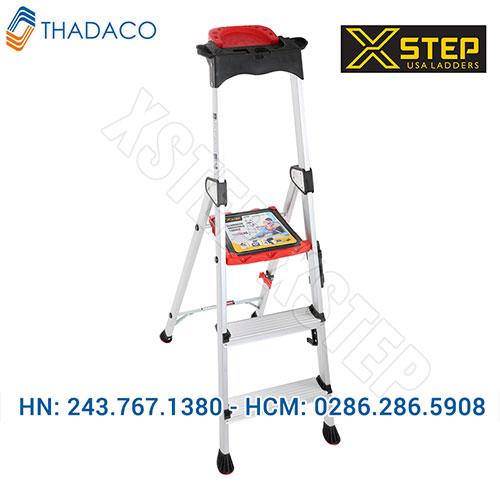 Thang nhôm ghế XSTEP XL03
