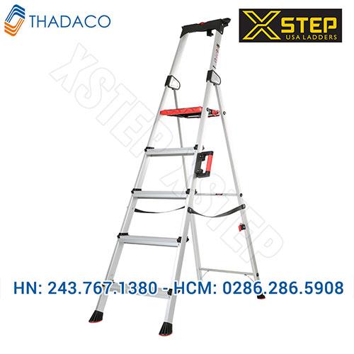 Thang nhôm ghế XSTEP XL05