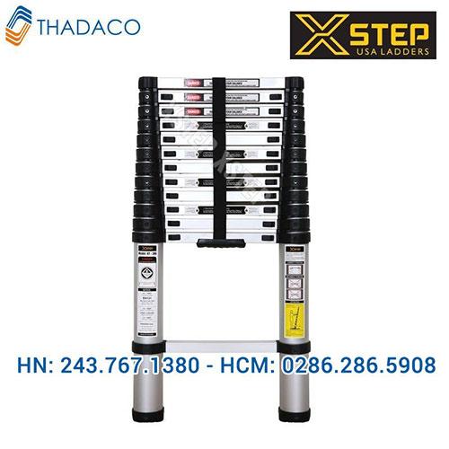Thang nhôm chữ A XSTEP XT380C