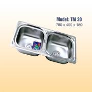 Chậu rửa inox TM30