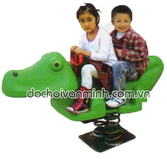 Cá sấu 2 chỗ
