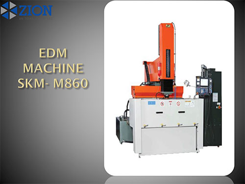 Khuôn EDM machine SKM
