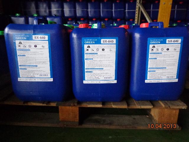 Hóa chất chống rong rêu SX 801