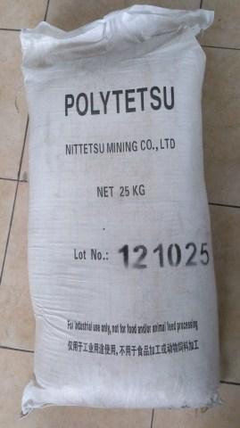 Polytetsu đã đóng gói