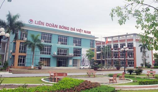 Liên đoàn bóng đá Việt nam