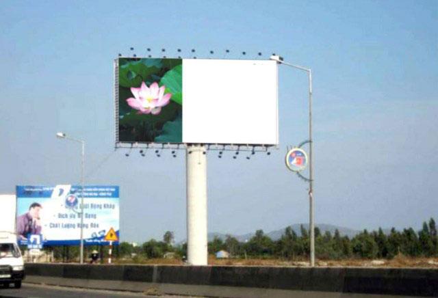Thiết kế thi công Pano quảng cáo