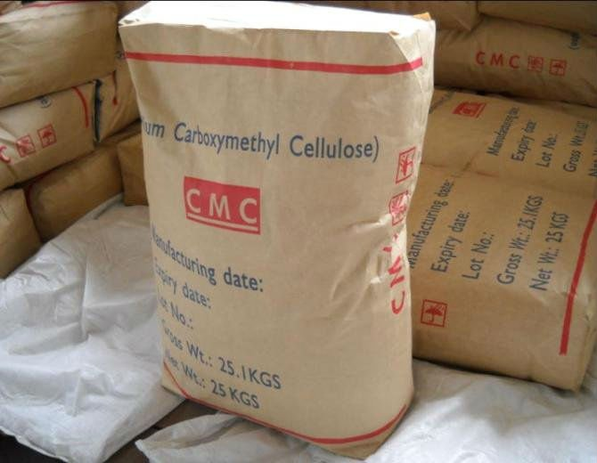 Sodium carboxymethyl cellulose-CMC