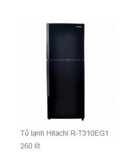 Tủ lạnh Hitachi 260 lít