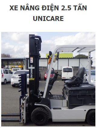 Xe nâng điện Unicare