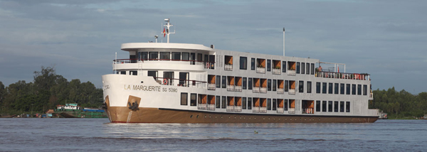 Mekong River Cruises