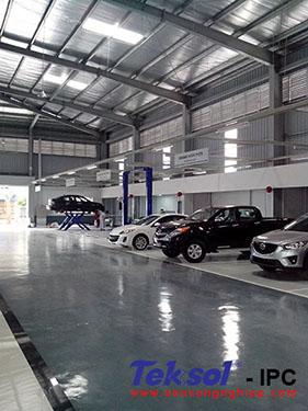 Showroom Mazda Nguyễn Trãi