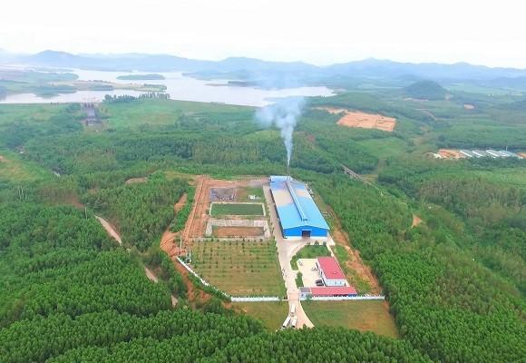 Nhà máy XLCT rắn Nghĩa Đàn (Nghệ An)