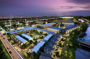 TECHPRO cung cấp lắp đặt Barrier của dự án Lakeview City - Q2 TP HCM