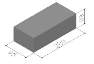 Gạch đặc A95D