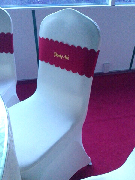 áo ghế Banquet