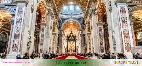 Tòa thánh Vantican