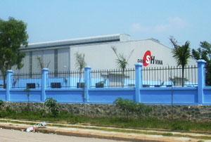 Nhà máy SX cáp điện SH Vina (100% vốn nước ngoài)