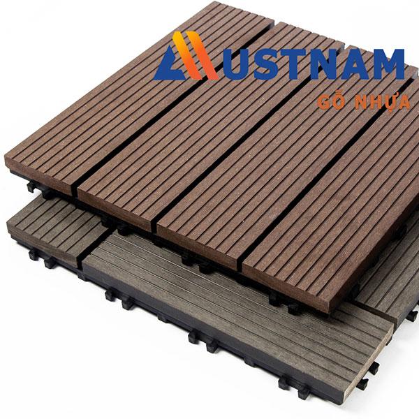 Tấm sàn gỗ nhựa