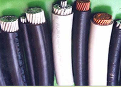 Cáp điện lực cách điện PVC