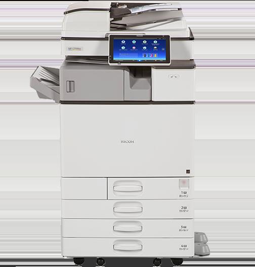 Máy photocopy màu Gestetner