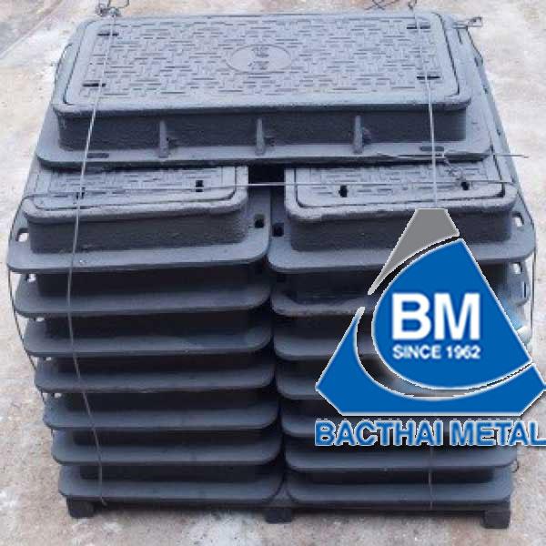 Khung nắp chắn rác BMC