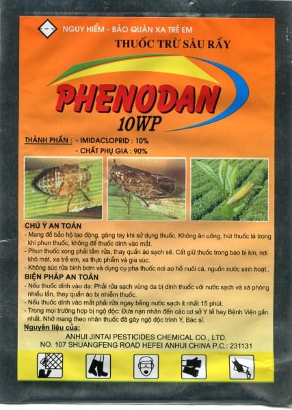 Phenodan 10WP 100G ( Trước)
