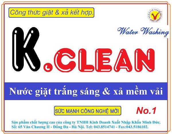 Tẩy K.clean