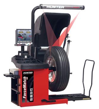 Máy cân bằng động bánh xe