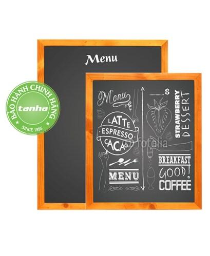 Bảng menu treo tường STANDA