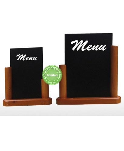 Bảng menu để bàn Mova