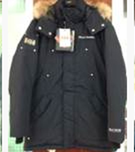áo khoác seam sealing