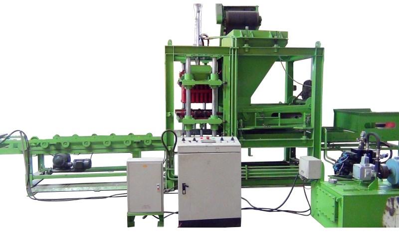 Dây chuyền sản xuất gạch BLock tự động B3510