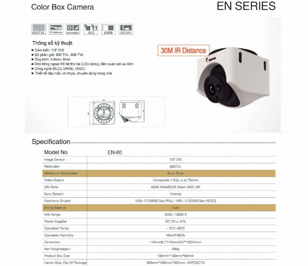 Camera EN - 80
