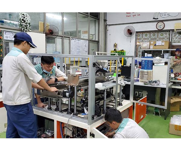 Máy cắt bảng mạch điện tử