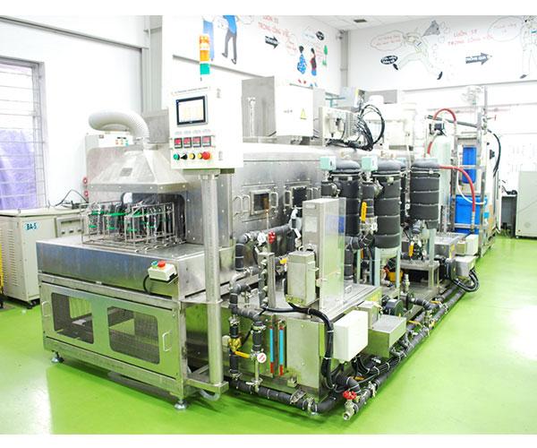 Máy rửa siêu âm, máy rửa CN