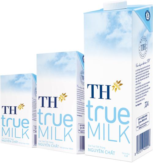 Sữa Tươi TH True Mink