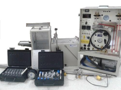 Hệ lấy mẫu khí thải C5000