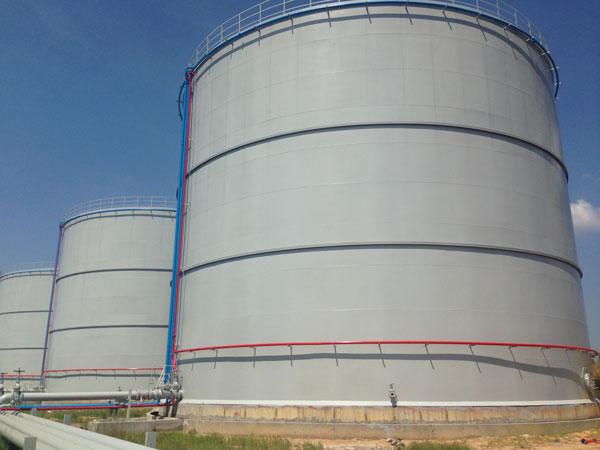 Kho xăng dầu Phước Khánh - Đồng Tháp