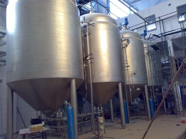 Công nghệ nhà máy bia Heiniken