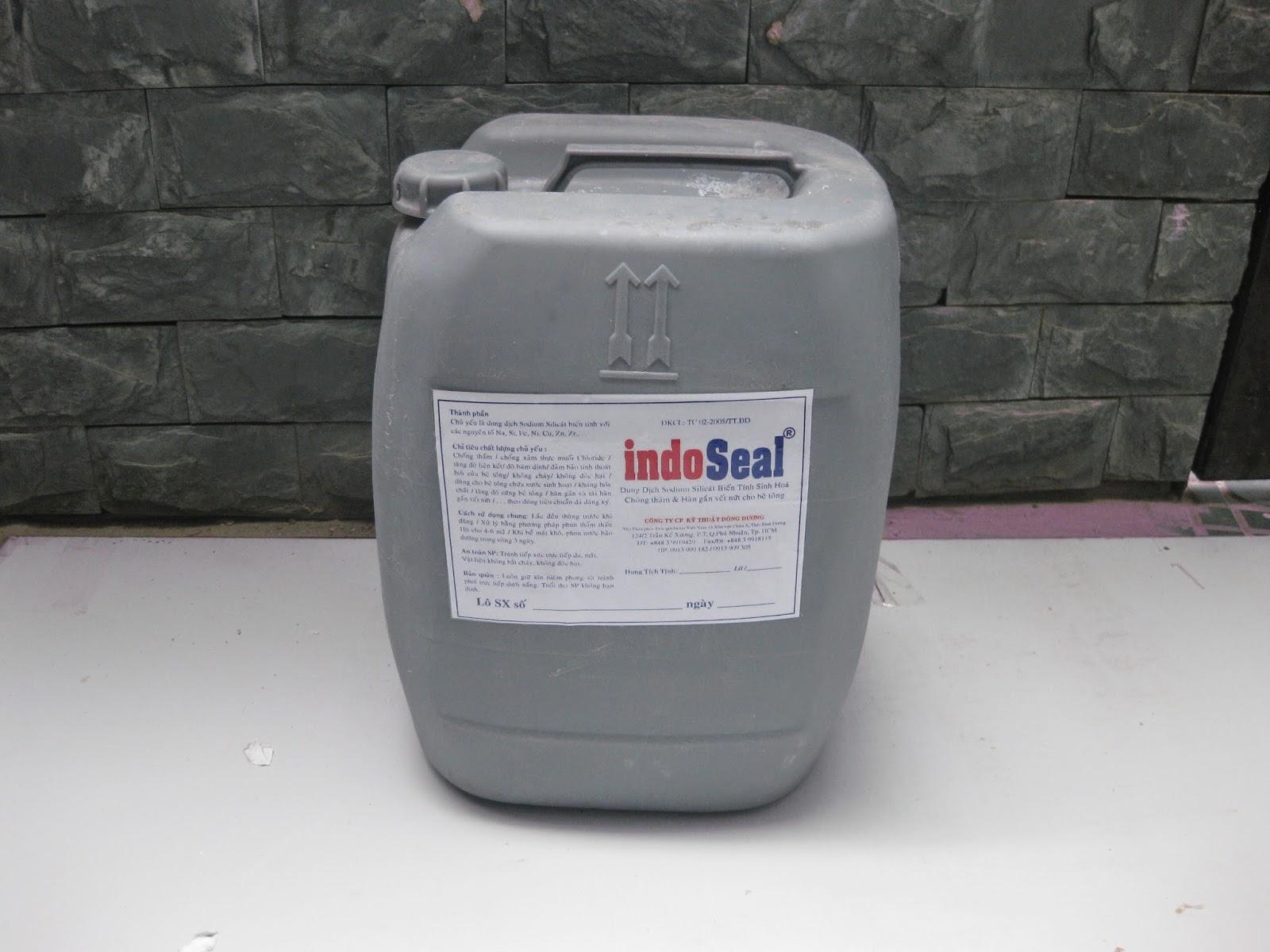 Vật liệu chống thấm Indoseal