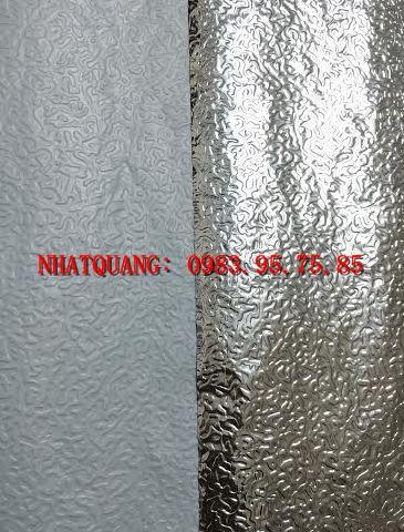 PVC tráng bạc