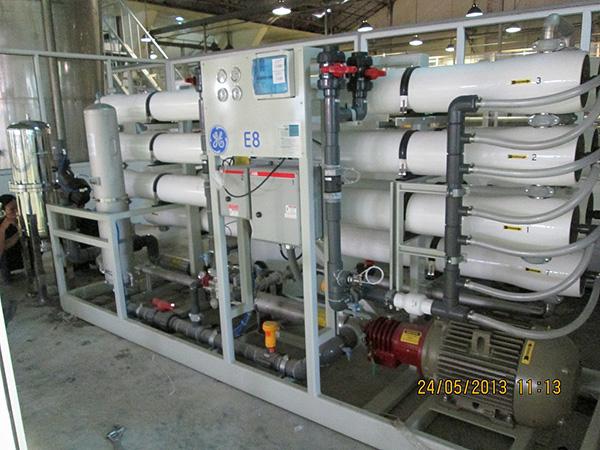 Hệ thống xử lý nước tinh lọc RO