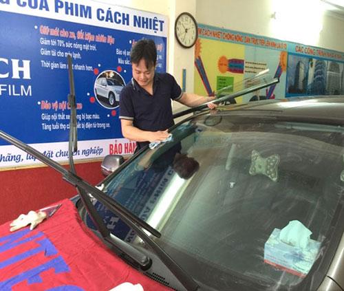 Phim Cera MAX dán cho ô tô