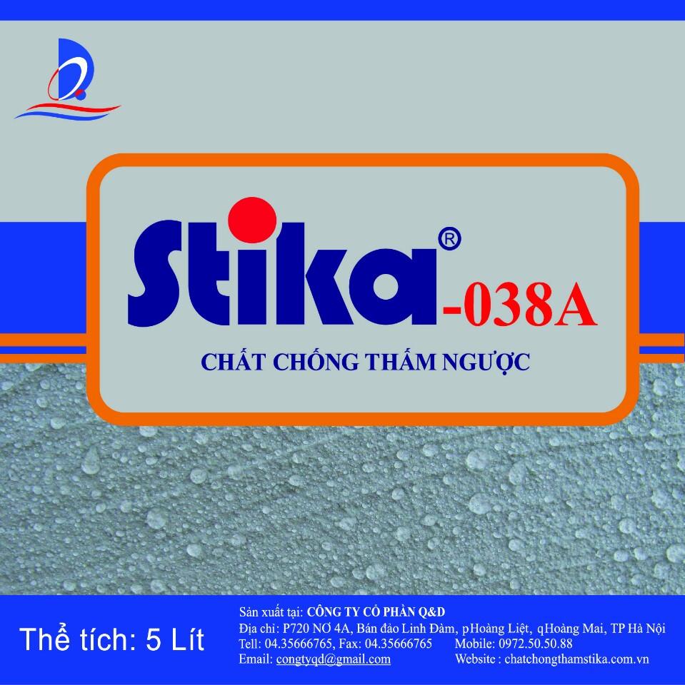 Chất chống thấm ngược Stika – 038A