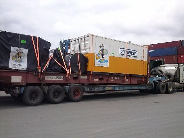 Vận tải hàng quá khổ quá tải