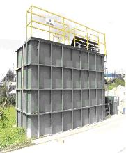 Thiết kế thi công hệ thống xư lý nước thải Module