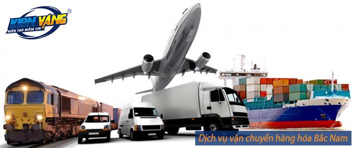 Dịch vụ vận chuyển hàng hóa Bắc Nam