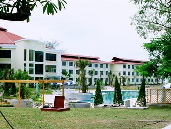 Giao nhận hàng cho khách sạn Doson Reort