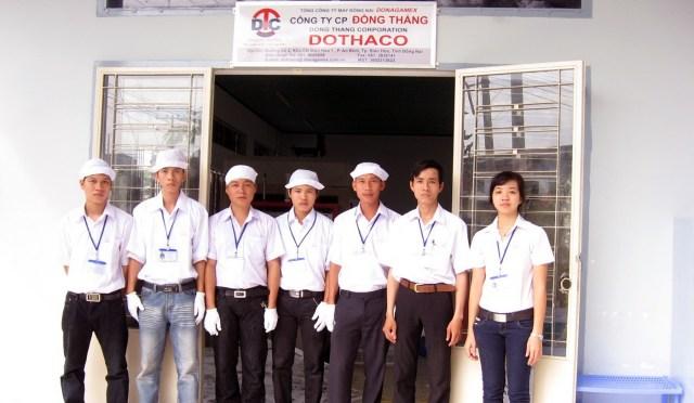 Đội ngũ kỹ thuật