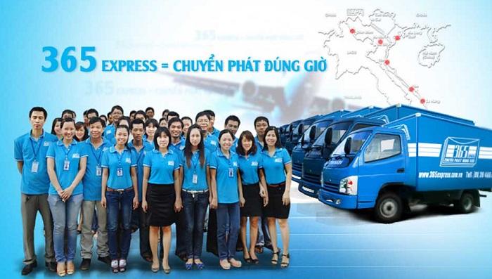 Công ty chuyển phát nhanh giao nhận 365